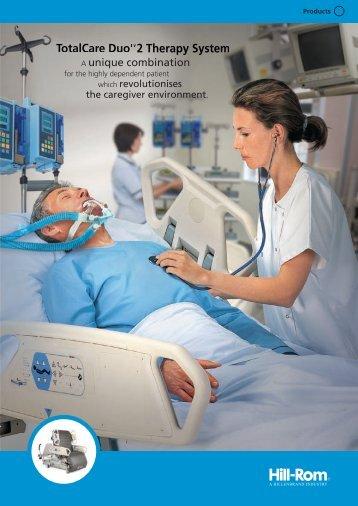 TotalCare Duo2 Brochure EN - Hill-Rom