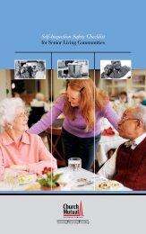 Self-Inspection Safety Checklist for Senior Living Communities