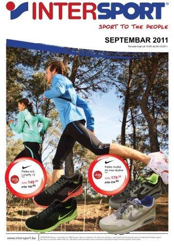 SEPTEMBAR 2011 - intersport