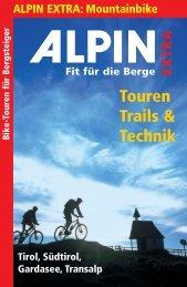 Touren Trails & Technik - Alpin.de