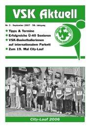 City-Lauf 2006 - VSK Osterholz