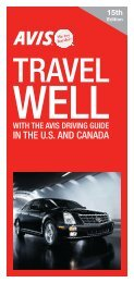 15th - Avis Travel Agents and Wholesalers