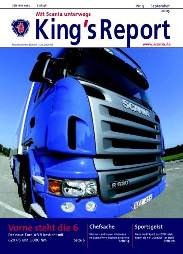 King's Report 2005-03 - Scania