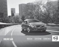 Scaricare listino prezzi - Volvo