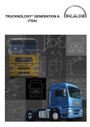 TRUCKNOLOGY® GENERATION A (TGA) - MANTED