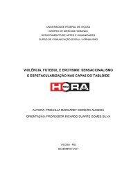 arquivo .PDF - Jornalismo da UFV