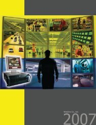 Catalog 2007 - Neugent Technologies, Inc.
