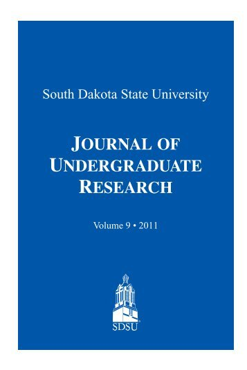 GS019 JUR11_GS JUR text - South Dakota State University