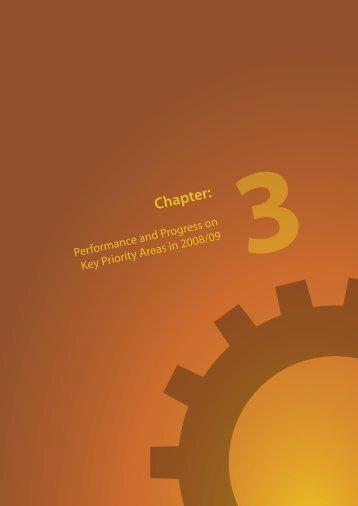 Chapter 3 & 4 - Sedibeng District Municipality