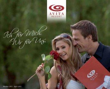 Ich für Mich. Wir für Uns. - AVITA Resort