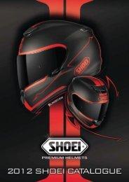 Shoei Ibaraki Factory - McLeod Accessories