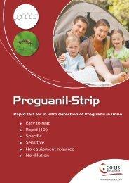 Proguanil-Strip - Coris Bioconcept