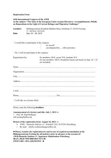 student congress resolution template - operation warfighter intern request form