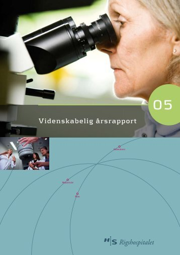 Videnskabelig årsrapport 2005 - Rigshospitalet