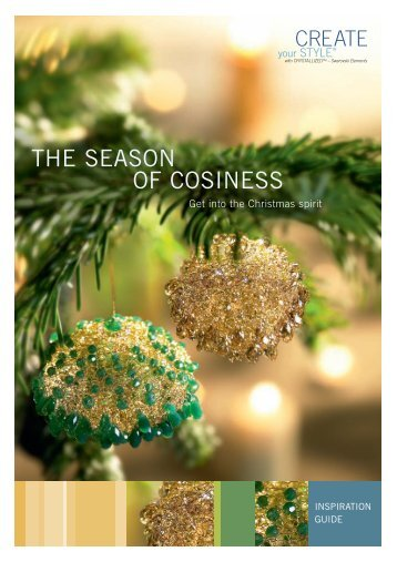 THE SEASON OF COSINESS - Create Your Style