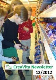 CreaVita Newsletter 12/2012 - CreaVita Montessori Privatschule