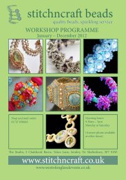stitchncraft beads - Create Your Style
