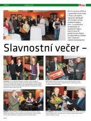 Dne 15. prosince 2009 se v prostorách Avion clubu v Praze ... - iHNed