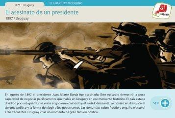 El asesinato de un presidente - Manosanta
