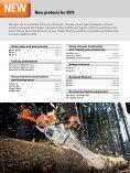 Stihl Catalogue here - C & T Rentals & Sales Ltd - Page 4
