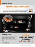 Stihl Catalogue here - C & T Rentals & Sales Ltd - Page 6