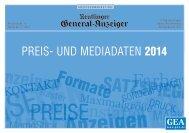 Mediadaten 2014 - Pms-tz.de