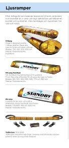 LED-lampor och interiörbelysning - Page 4