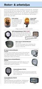 LED-lampor och interiörbelysning - Page 5