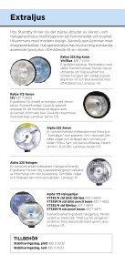 LED-lampor och interiörbelysning - Page 6