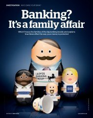 Banking? It's a family affair - Which.co.uk