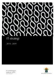 IT-strategi 2014-2019