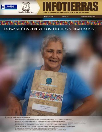 Fontierras Edición Marzo 2014