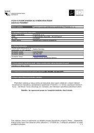 OPPA_vyzva k podani nabidek_softskills - Fondy EU v Praze