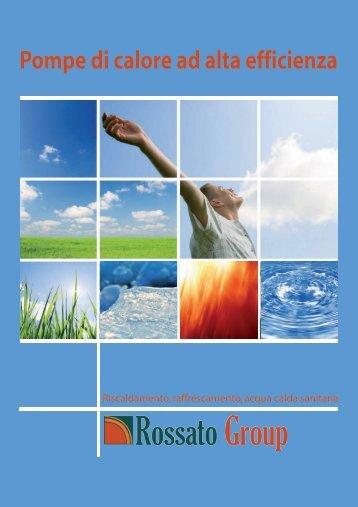catalogo pompe di calore.pdf - Pontani Service