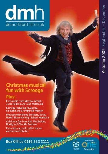 Download this publication as PDF - De Montfort Hall