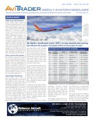 Air Berlin, Southwest score 100% to top reward seat survey - AviTrader