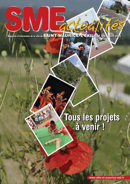 Avril 2013-N°129 - Site de Saint Maurice l'Exil