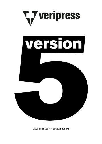 User Manual – Version 5.1.02 - Serendipity Software