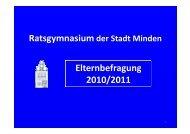 6,5 MB/ PDF - Ratsgymnasium Minden