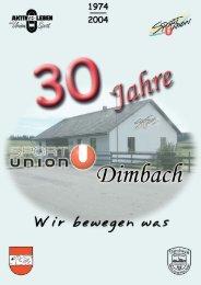 Festschrift 30 Jahre UNION