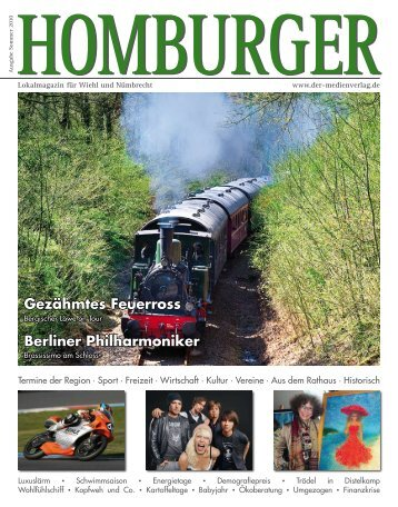 Homburger 02 2010 - Medienverlag Rheinberg | Oberberg