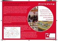 Faltblatt Ideenaufruf - Quartiersmanagement Richardplatz Süd