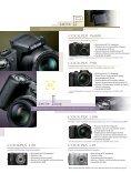 Linea di fotocamere digitali compatte - Nital.it - Page 5