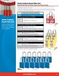 Masterlock Safety Lockout Products - Dixie Construction Products - Page 7