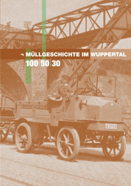 100 50 30 100 50 30 - AWG Wuppertal