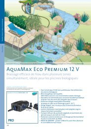 AquaMax Eco Premium 12 V - Automatic Spraying Systems