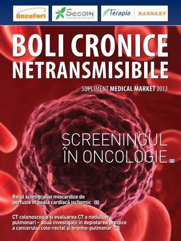 Supliment BOLI CRONICE NETRANSMISIBILE 2013 - Saptamana ...