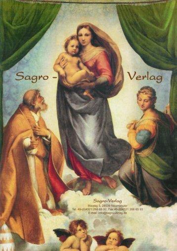 Seite 1-26 - Home - Sagro - Verlag