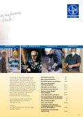 Vorbeugung vor Unfällen  und Verletzungen. Die Brille ... - AX Soling - Seite 3