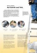 Vorbeugung vor Unfällen  und Verletzungen. Die Brille ... - AX Soling - Seite 4